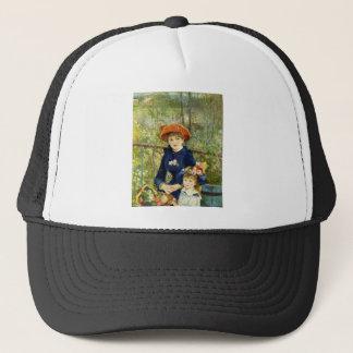 On the Terrasse Trucker Hat