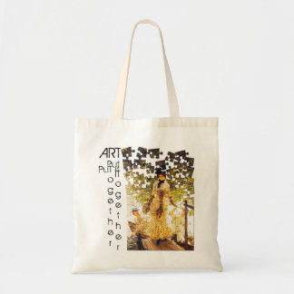 On The Thames Put it Together - Tote Tote Bags