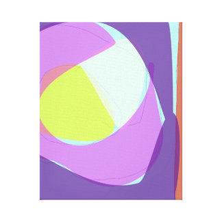On the Threshold Canvas Print