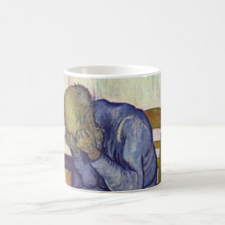 On the Threshold of Eternity - Vincent Van Gogh Mugs