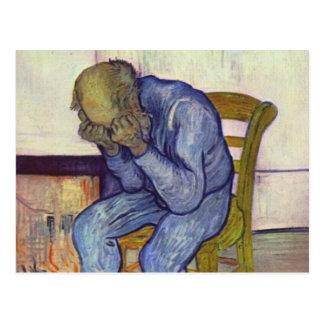 On the Threshold of Eternity - Vincent Van Gogh Postcard