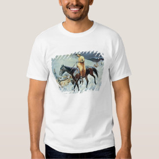 On The Trail (oil on canvas) T-Shirt