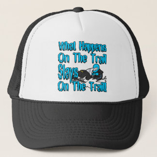 On The Trail Trucker Hat