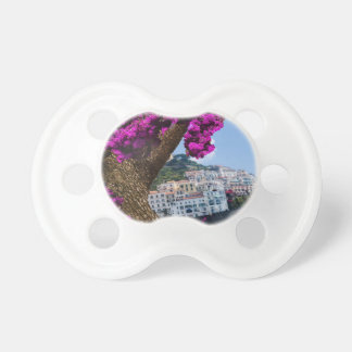 On the trips you see the wonder of different world pacifier