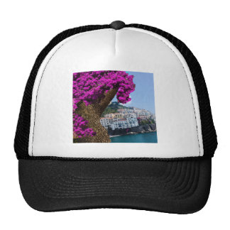On the trips you see the wonder of different world trucker hat