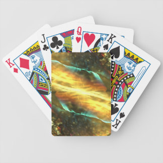 On the Verge Mirror Playing Cards