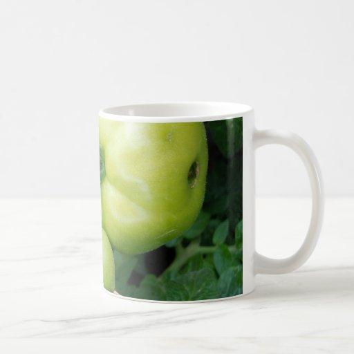 On the Vine Classic White Coffee Mug
