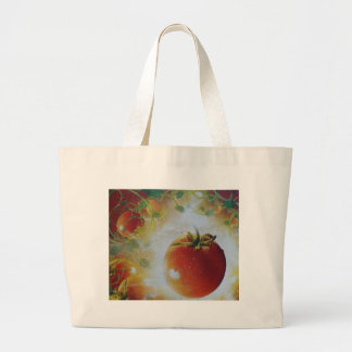 On The vine Large Tote Bag