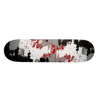 On The Wall Skateboard