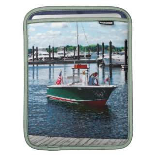 On The Water In Bristol Rhode Island Sleeve For iPads