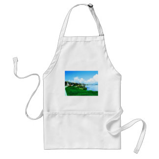 On the Waterfront Adult Apron