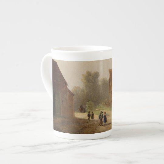 On the Way Home - Kinder am Heimweg Tea Cup