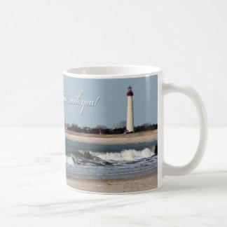 On the Way to Cape May Coffee Mug