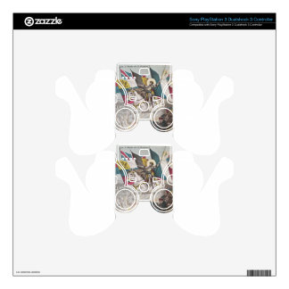 On the way to victory by Sergey Solomko PS3 Controller Skins