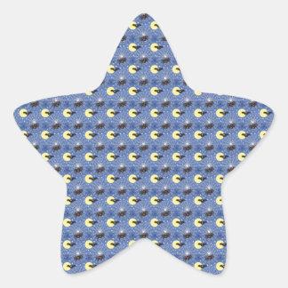 On the Web Star Sticker