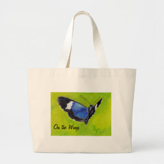 On the Wings aceo Butterfly Bag