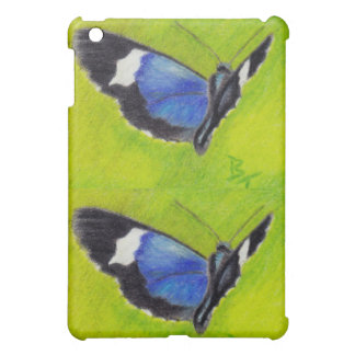 On the Wings aceo Butterfly IPad Case