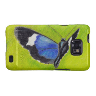 On the Wings aceo Samsung Galaxy Case Samsung Galaxy SII Cover