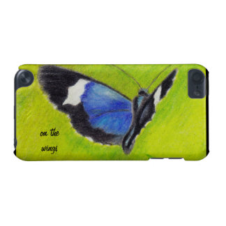 On the Wings Butterfly IPod Touch Case