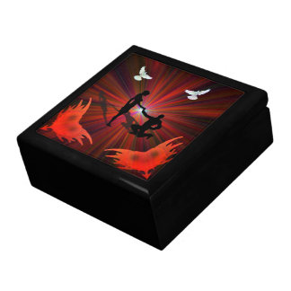 On The Wings Of A Dove Gift Box