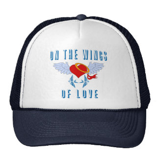On The Wings Of Love Hat