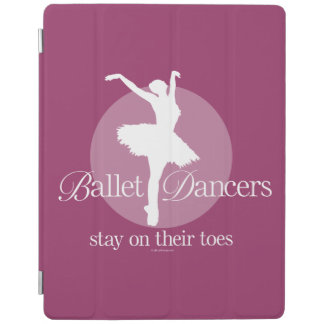 On Their Toes (Ballet) iPad Smart Cover
