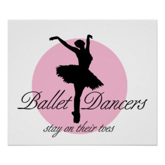 On Their Toes (Ballet) Poster