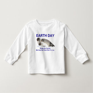 On Thin Ice Toddler T-shirt