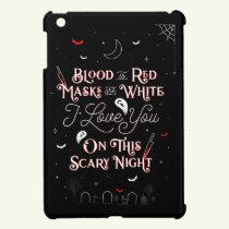 On This Scary Night Halloween iPad Mini Case