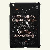 On This Spooky Night Halloween iPad Mini Case