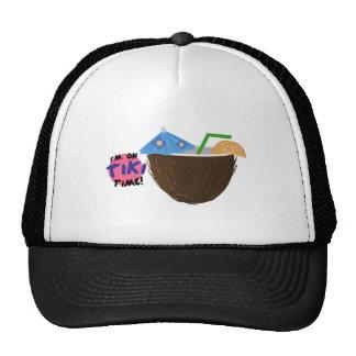 On Tiki Time Trucker Hat