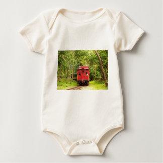 On Time Baby Bodysuit
