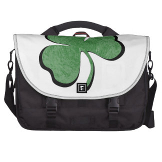 ON TO LUCK LAPTOP COMMUTER BAG