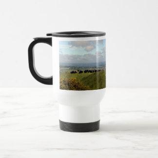On Top Cley Hill Travel Mug