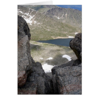 On Top of Mount Evans Cards