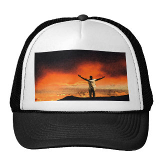 On Top of the Mountain Hat