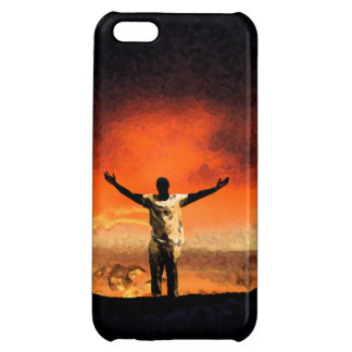 On Top of the Mountain Phone Cover iPhone 5C Cases