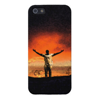On Top of the Mountain Phone Cover Case For iPhone 5