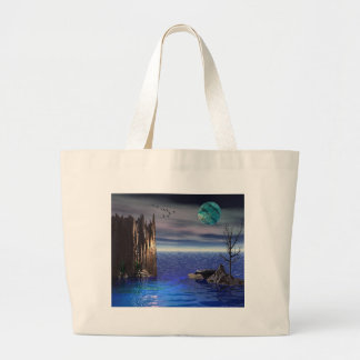 On top of the World Canvas Bags