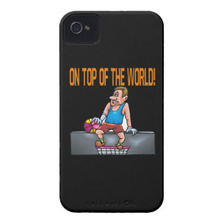 On Top Of The World iPhone 4 Case