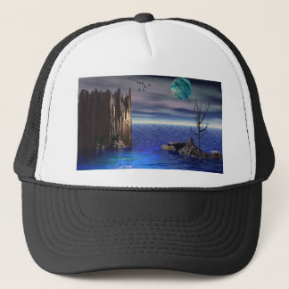 On top of the World Trucker Hat