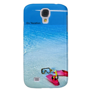 On Vacation image Samsung Galaxy S4, Barely There Samsung Galaxy S4 Cover