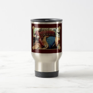 On Watch 15 Oz Stainless Steel Travel Mug