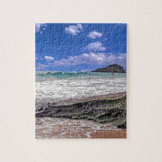 On Way To Horseshoe Bay Jigsaw Puzzle