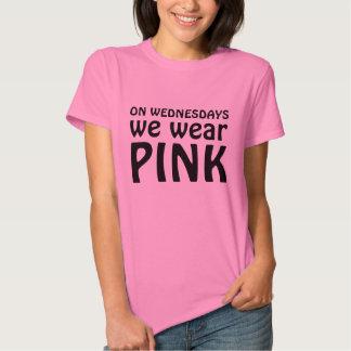 On Wednesdays we WINK wear T-shirt