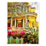 On Whitefield Square Photo Print