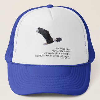 On Wings Like Eagles Hat