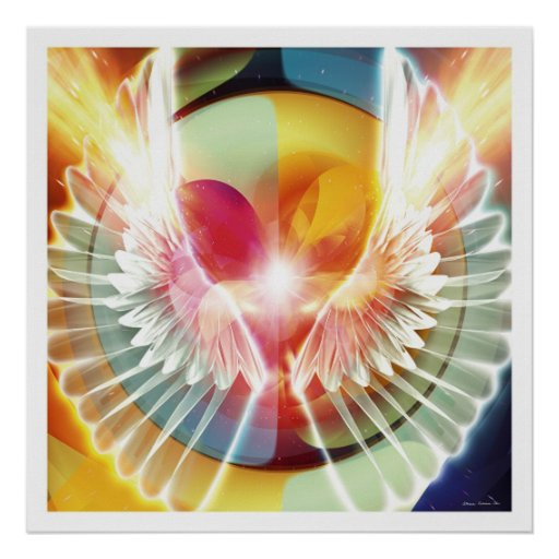 On Wings of Light Poster