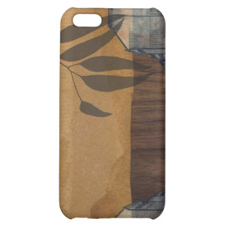 on wood iPhone 5C covers