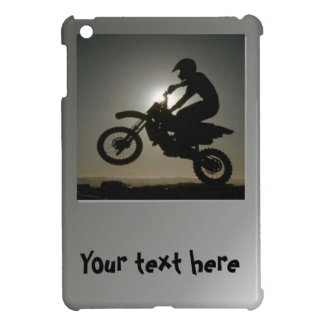 On your bike iPad mini case
